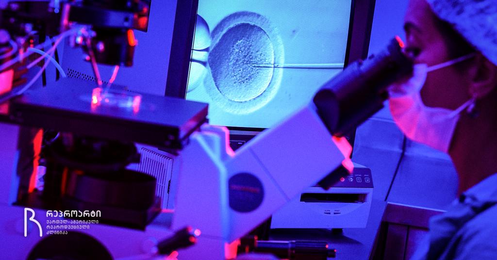 ReproART'da Embriyolar Nasıl İşleme alınır